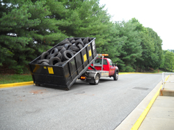 maryland roll off dumpster