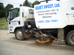 street sweeping DC
