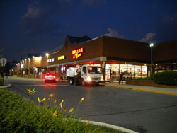 Maryland shopping center maintenance